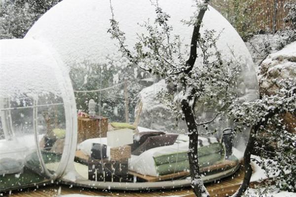 亲近大自然的创意帐篷(二)