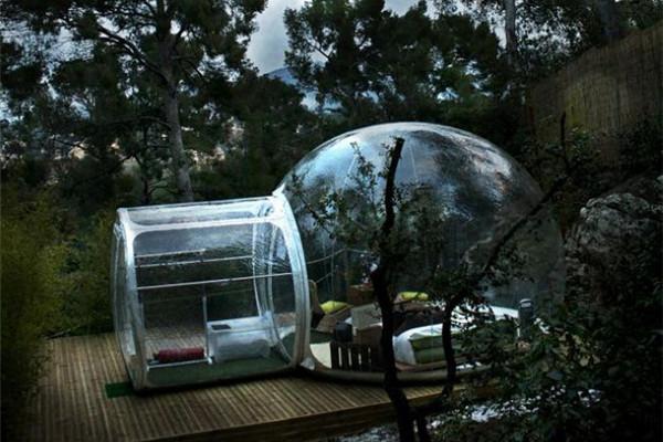 亲近大自然的创意帐篷(三)