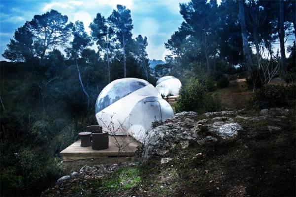亲近大自然的创意帐篷(四)