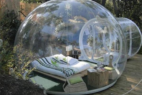 亲近大自然的创意帐篷(六)