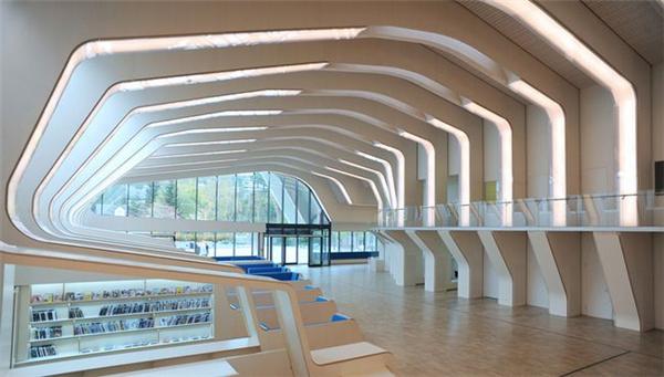 挪威有意思的图书馆(二)