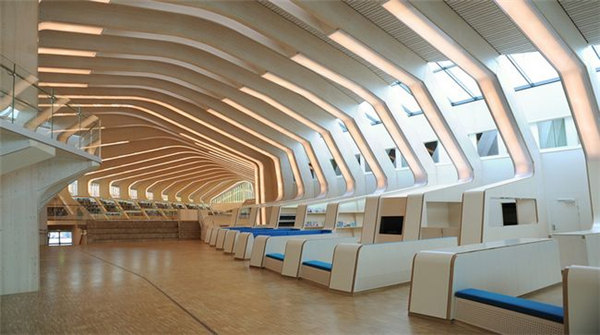 挪威有意思的图书馆(三)
