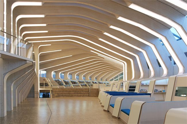 挪威有意思的图书馆(四)