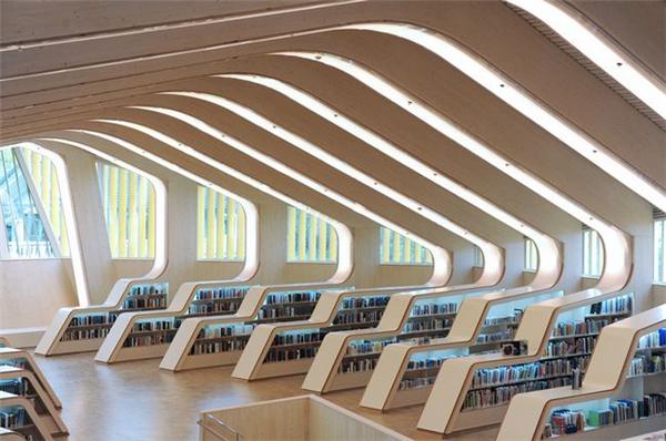 挪威有意思的图书馆(五)