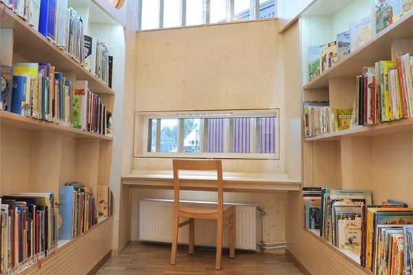 挪威有意思的图书馆(六)