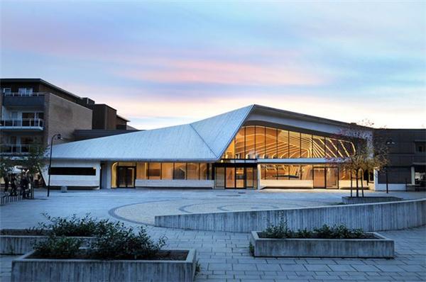 挪威有意思的图书馆(七)