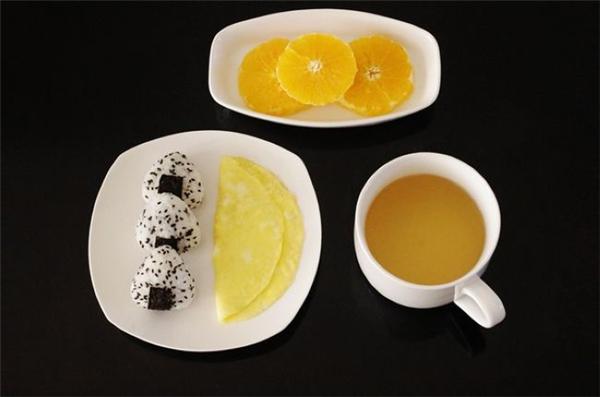 这早餐真美(四)