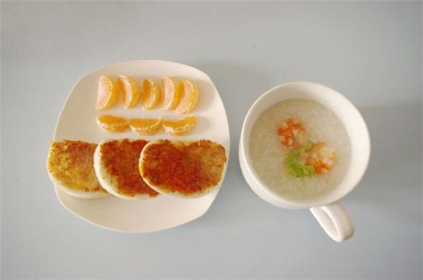 这早餐真美(六)