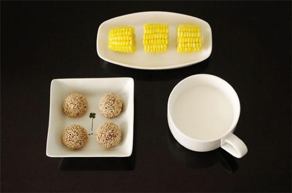 这早餐真美(八)