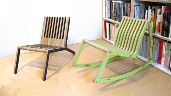 灵活多变的椅子