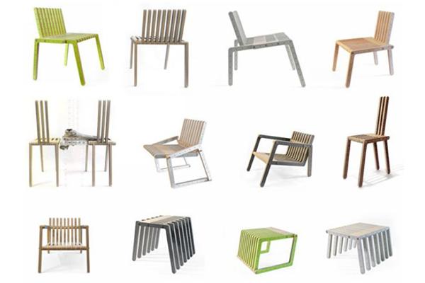 灵活多变的椅子(七)