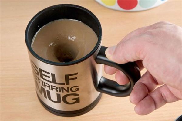 自动咖啡搅拌杯(二)