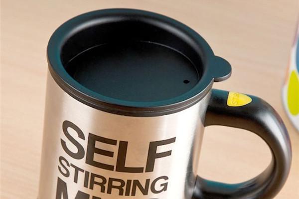 自动咖啡搅拌杯(三)