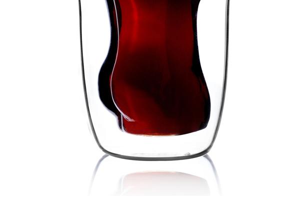 美女诱惑玻璃杯(三)