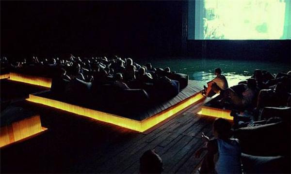 海上电影院(三)