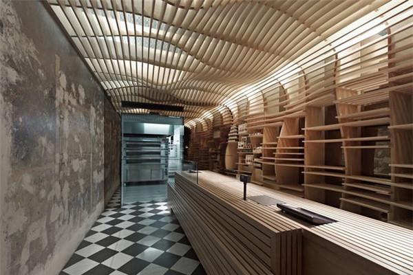 优雅自然的面包房(五)
