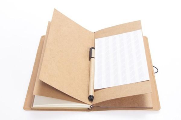 方格树可水洗纸旅行本(三)