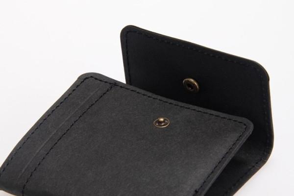 方格树创意超轻薄钱包