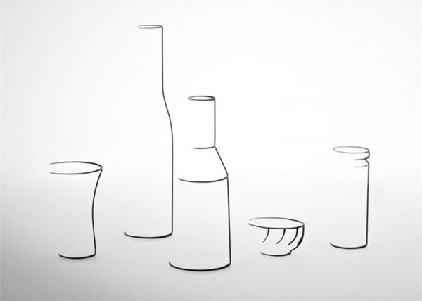 似有若无的幻象花瓶
