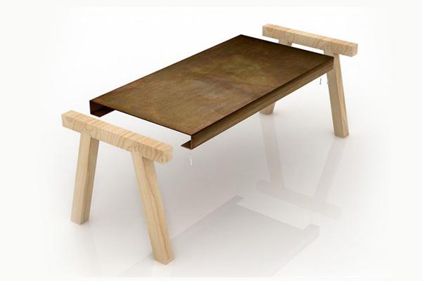 小型实用工作桌