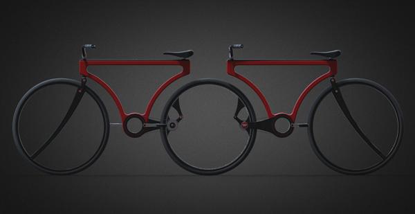霸气双旋转自行车(三)