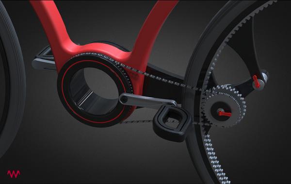 霸气双旋转自行车(六)