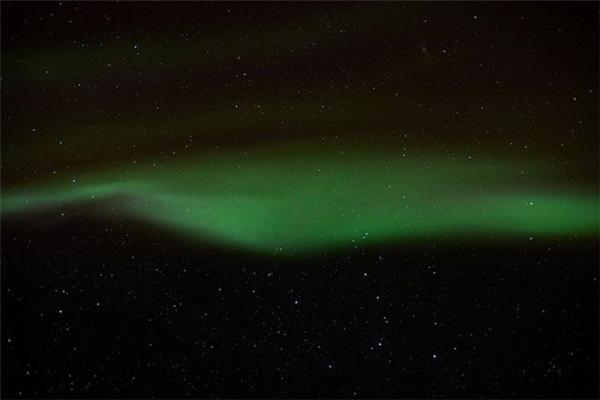 冰岛美丽的极光(六)