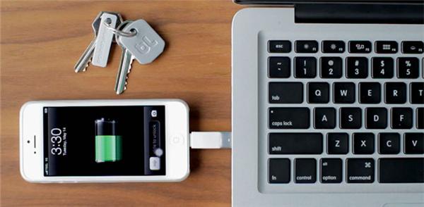 便携式钥匙充电器(二)