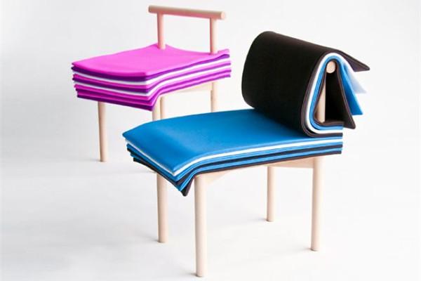 舒适度自己调节的翻翻椅