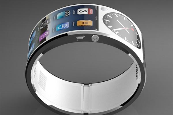 苹果概念手表