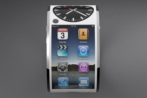 苹果概念手表(二)