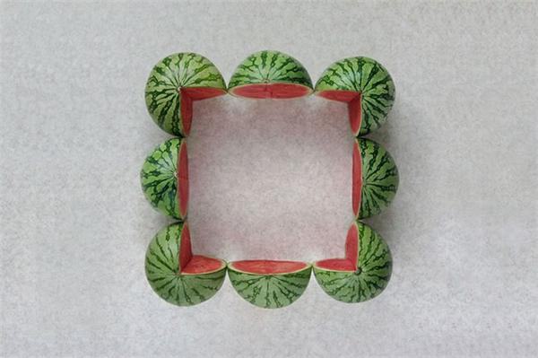 食品的几何美(三)