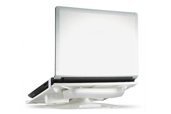 可折叠式腿夹电脑桌