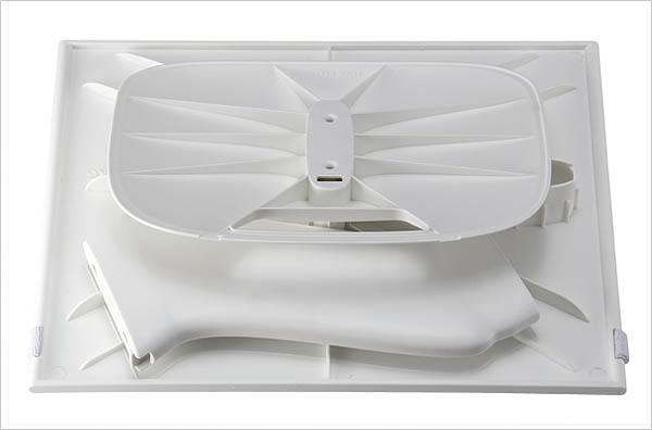 可折叠式腿夹电脑桌(三)