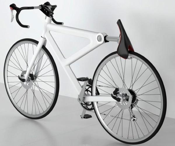 单车车座锁(五)