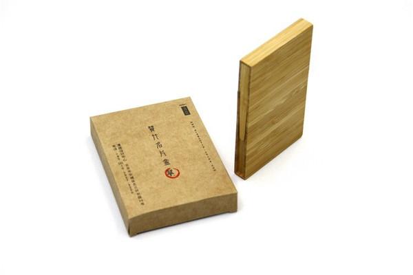 有意思的竹名片盒(六)