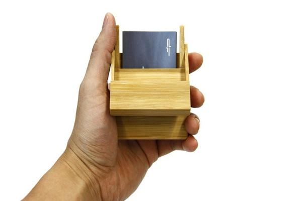 有意思的竹名片盒(八)