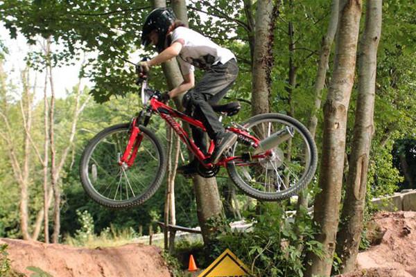 超酷自行车涡轮排气管(五)