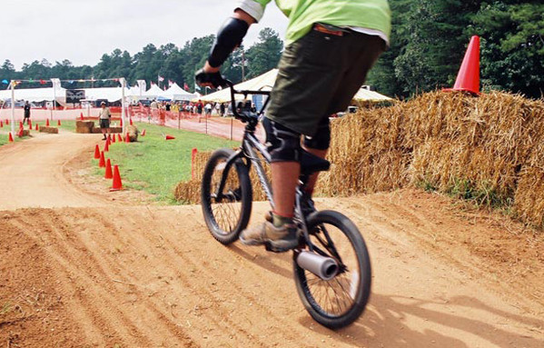 超酷自行车涡轮排气管(六)