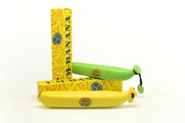 有趣的香蕉伞(二)