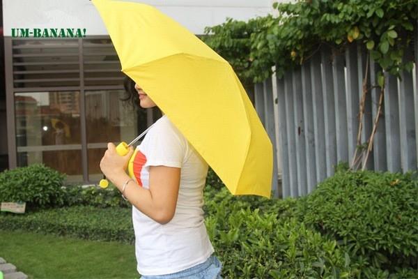 有趣的香蕉伞(五)