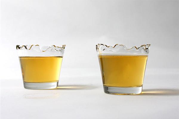 山水妖娆玻璃杯(四)