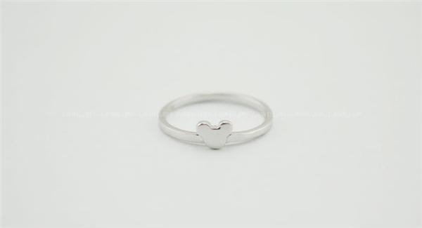 米奇纯银戒指(三)