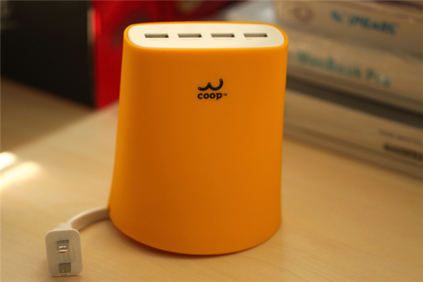 多功能USB分线器(九)