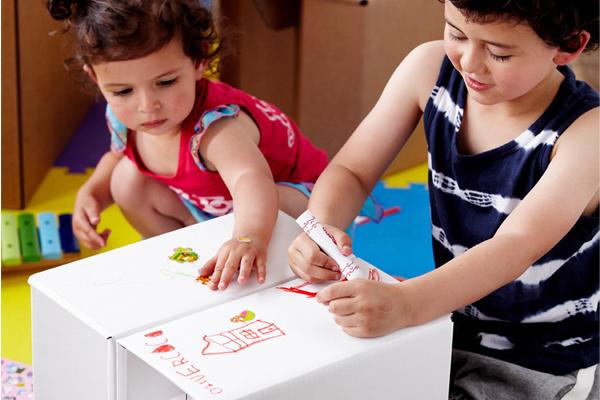 环保的纸质家具(四)