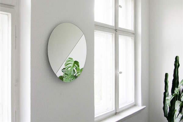 呈现不同镜像的镜子(四)