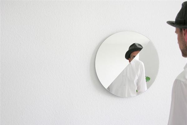 呈现不同镜像的镜子(五)
