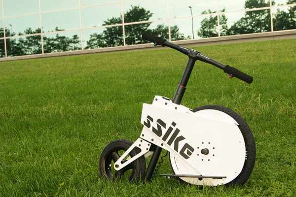 SSIKE 折叠自行车