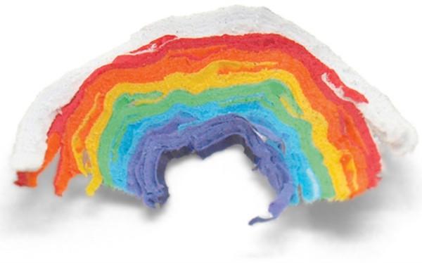 神奇的彩虹铅笔