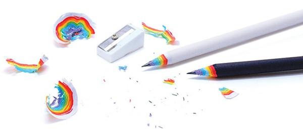 神奇的彩虹铅笔(二)